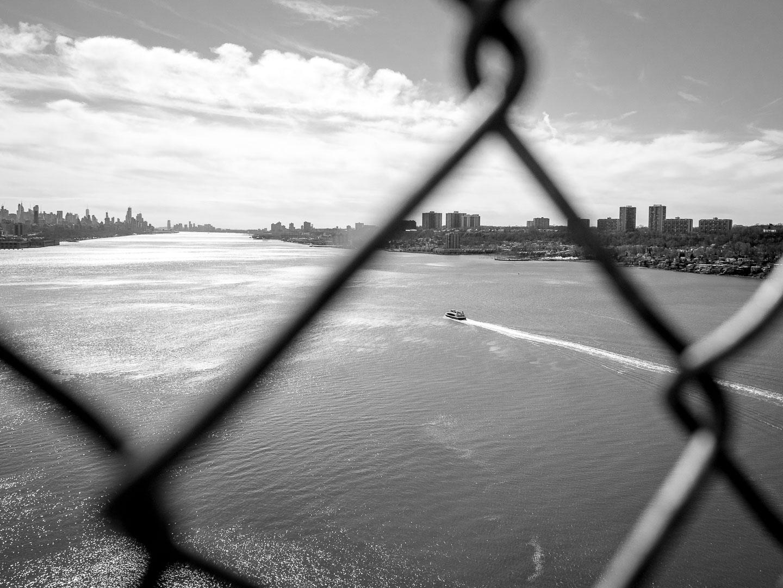A boat on Hudson River